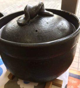 ごはん専用土鍋 5合炊き